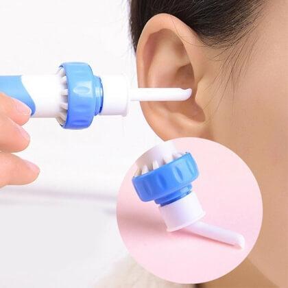 Вакуумен уред за почистване на уши EARSIO