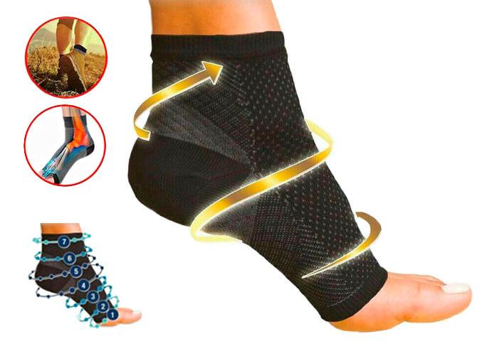 Magnetische Fußkompression mit Kupferfaser OPEDIA