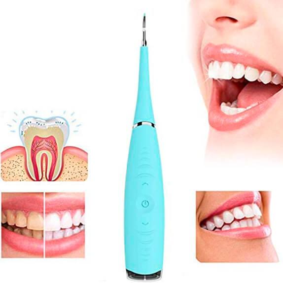 Ultraschall-Zahnreiniger SMILY
